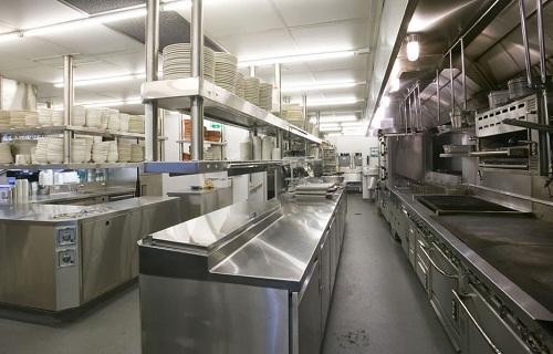 Hệ thống bếp ăn công nghiệp (nhà hàng) theo tiêu chuẩn