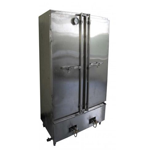 Không sử dụng tủ hấp cơm khi thiếu nước để đảm bảo chất lượng cơm