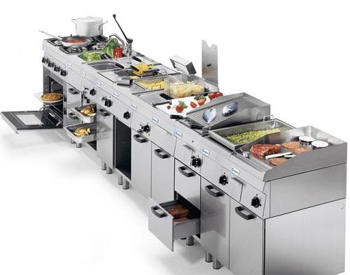Thiết bị inox nhà bếp được ưa chuộng tại gia đình và nhà hàng, khách sạn
