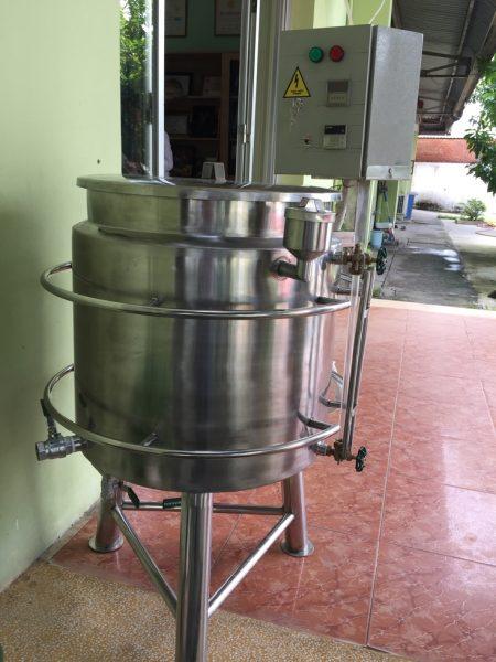 Nồi nấu công nghiêp | Inox Toàn Thịnh