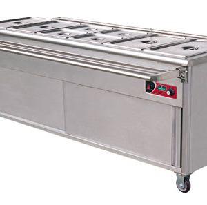 Tủ hâm nóng thức ăn 2