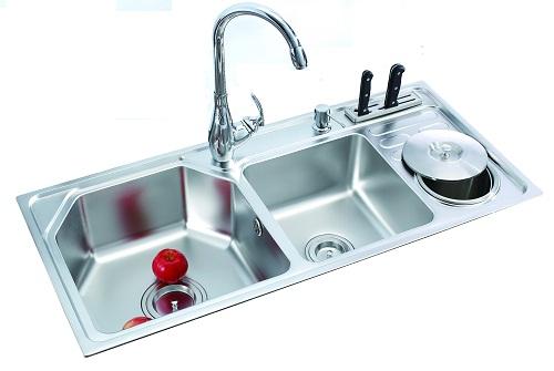 Chỉ với những bước đơn giản có thể giúp chậu rửa inox nhà bạn luôn như mới