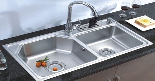 Chậu rửa inox giúp bếp nhà bạn sang trọng hơn