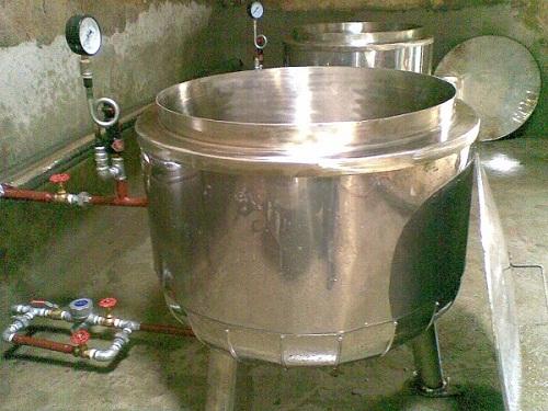 Nồi hơi nấu cơm nấu canh mang lại rất nhiều lợi ích cho người dùng