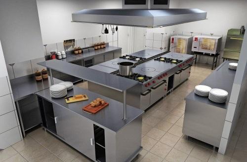 Thiếp bị bếp công nghiệp – nền tảng tạo nên một căn bếp hoàn chỉnh