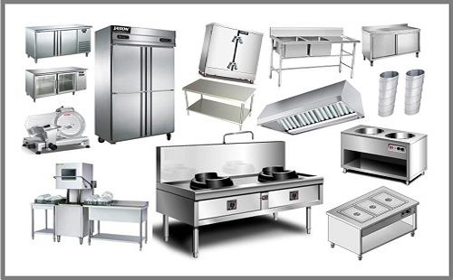 Những thiết bị bếp công nghiệp phổ biến